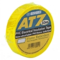 Advance AT7 PVC-tape 19mm x 33m - Gul