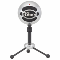 Blue Microphones Snowball Bundle - Brushed Aluminium