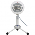 Blue Microphones Snowball Bundle - White