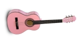 Cataluna SGN C-61 3/4 Junior Klassisk Guitar - Pink