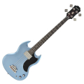 Epiphone EB-0 Bass Special Edition, Pelham Blue - Short scale