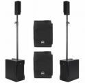 RCF EVOX 5 - Komplet PA-system inkl. Covers