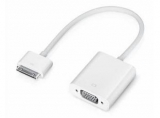 VGA-adapter til Apple iPad 2/3 og iPhone 4/4S