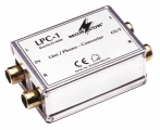 Monacor LPC-1 - Line/Phono Adapter