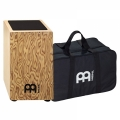 Meinl CAJ3MB-M Traditional String Cajon - Bundle med Gigbag