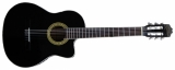 Cataluna SGN C-81 CE 4/4 Klassisk Guitar med pickup - Sort