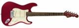 G&L Tribute Legacy i Candy Apple Red