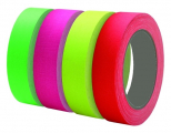Neon Glow Tape 19mm x 25m - Grøn
