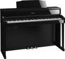 Roland HP-605 - Polished Ebony