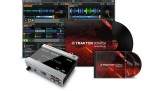 Native Instruments TRAKTOR Scratch A6 - Bundle inkl. Lydkort, Control Vinyler og CD\'er