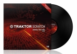 Native Instruments TRAKTOR Scratch Control Vinyl MK2 - Black