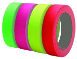 Neon Glow Tape 30mm x 25m - Grøn