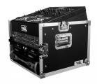 "Road Ready RRM6U Combi-rack - 19"" 10/6U"