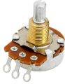 Fender Potentiometer T/V No-Load 250K split Shaft