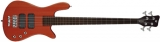 Warwick Rockbass Streamer Red