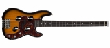 Traveler Guitars TB-4P Bass Sunburst