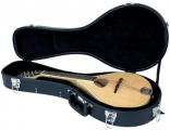 Rockbag Woodcase Mandolin small, Svart Tolex